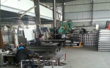 全钢实验台生产流程