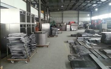 不锈钢通风柜工艺流程